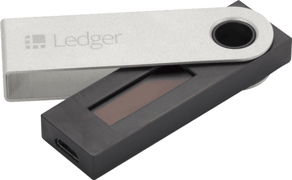 Ledger nano s - Hardware wallet - Wallet kopen - Cryptocurrency wallets