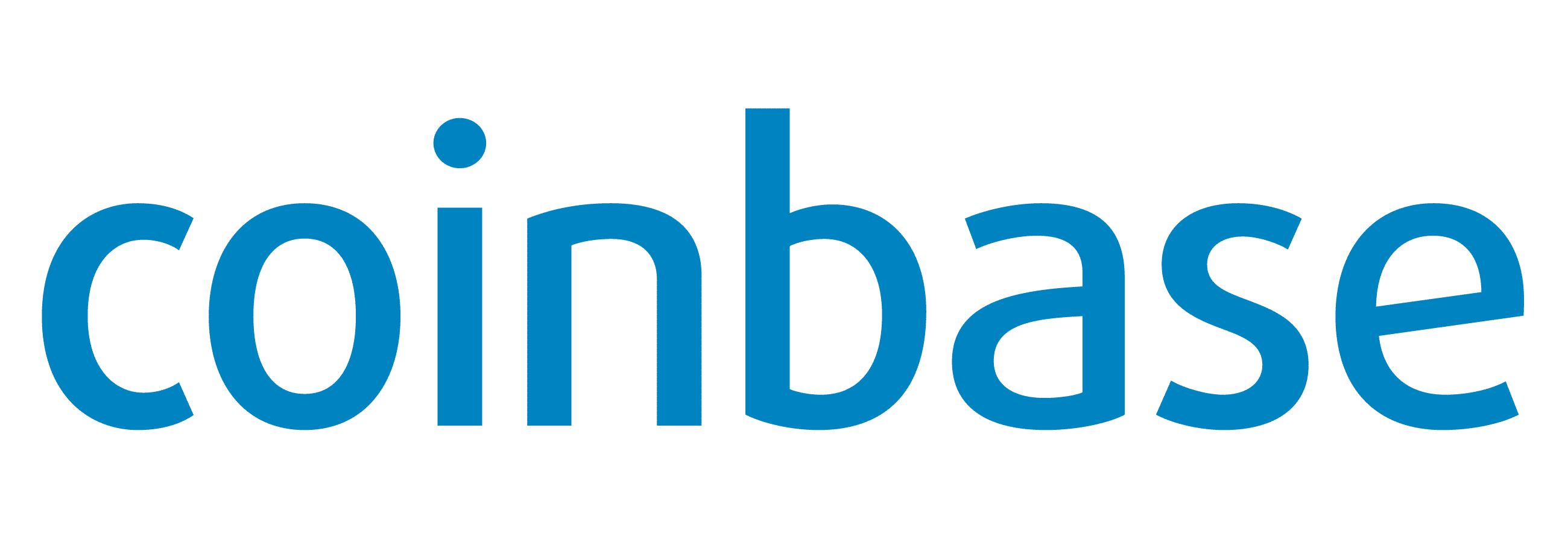Coinbase exchange logo - Cryptocurrency exchanges vergelijken
