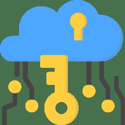 Cloudmining icon - mining