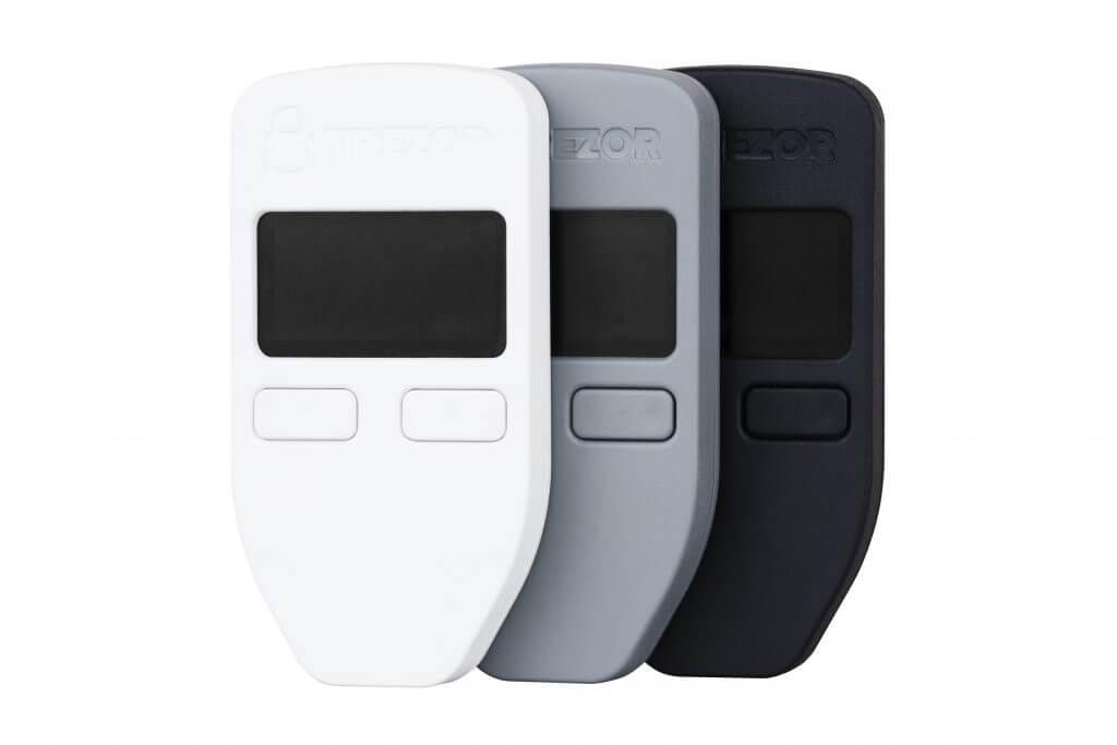 Trezor - Hardware wallet - Wallet kopen